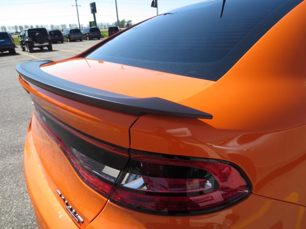Dodge Dart Sxt >> mopar rear spoiler - Page 16