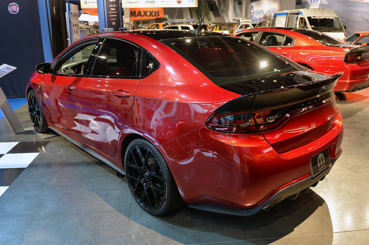 2016 Dodge Dart Srt Awd Turbo Is On The Way Page 13