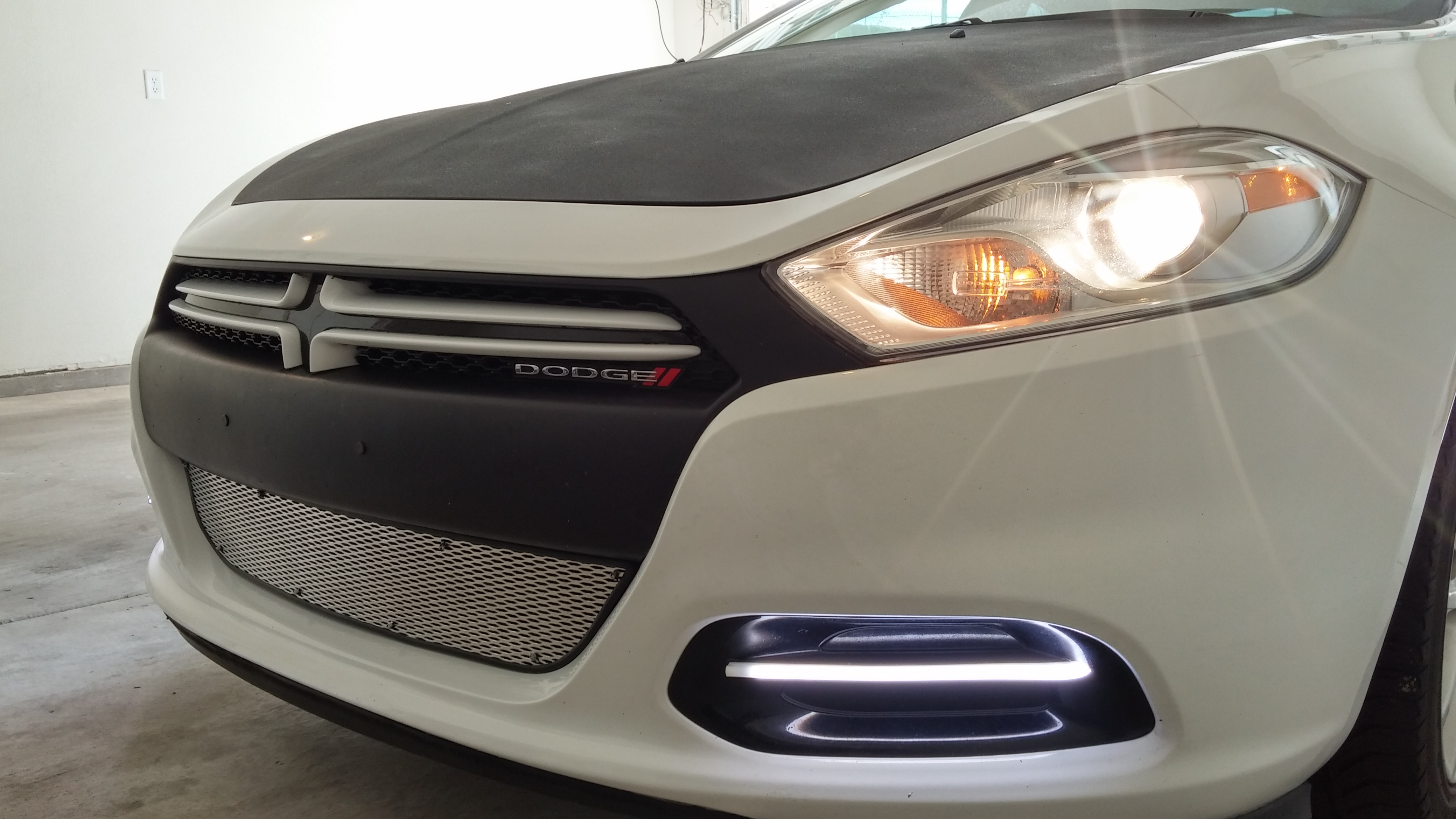 Diy fog light trim led strip installation of oracle drl accent attachment 46969attachment 46970 aloadofball Gallery