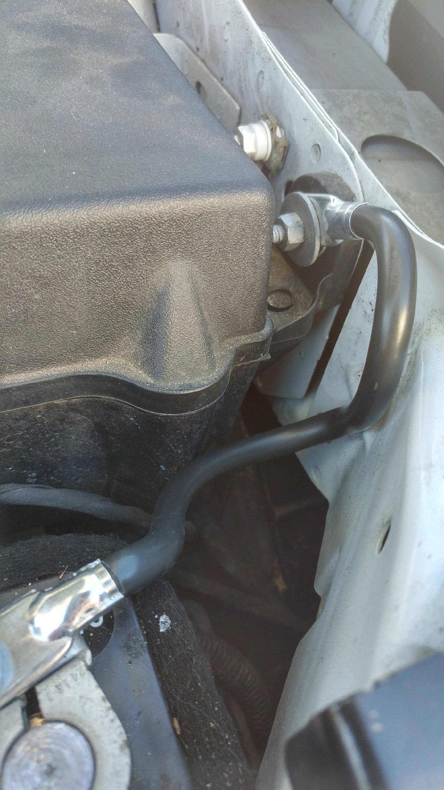 Ground Wires - My thoughts after installation | Dodge Dart ForumDodge Dart Forum