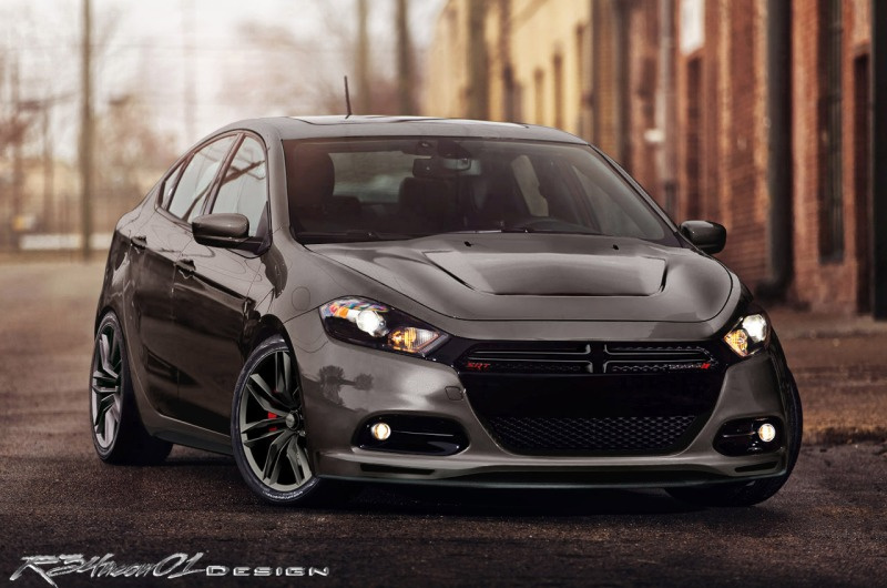 Dodge Dart Srt Awd