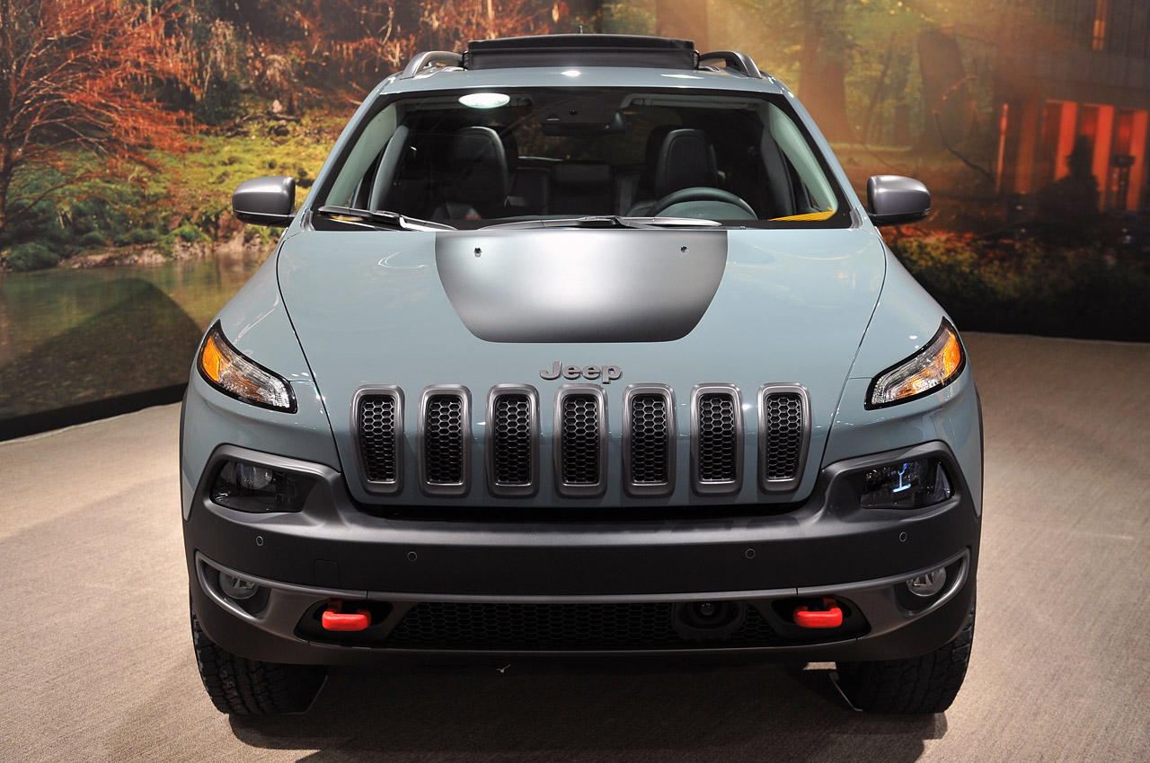 Dodge Dart Sxt >> Test Drive- 2014 Jeep Cherokee