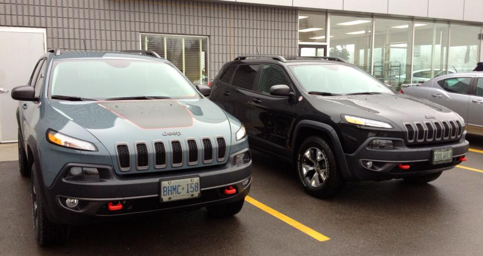 Dart's Replacement 2014 Jeep Cherokee Trailhawk Page 2