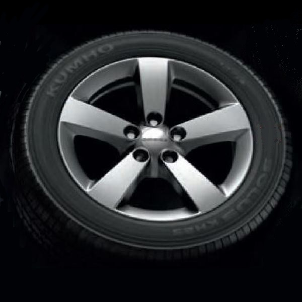 wheels tires stock dart wheel specs dodge dart forum. Black Bedroom Furniture Sets. Home Design Ideas