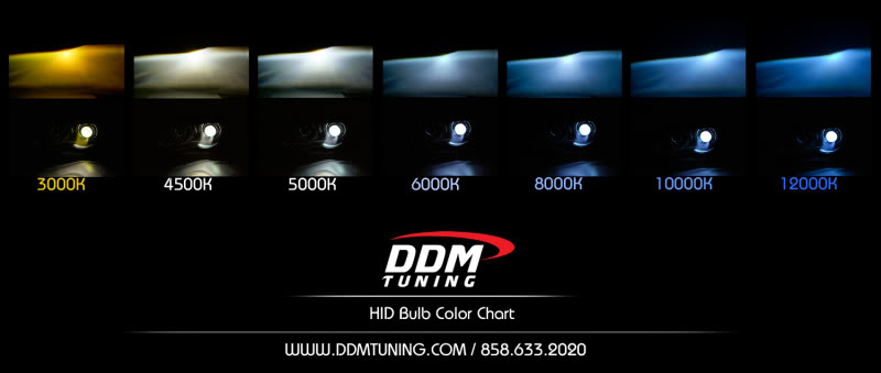 Hid Upgrade Comparison Guide