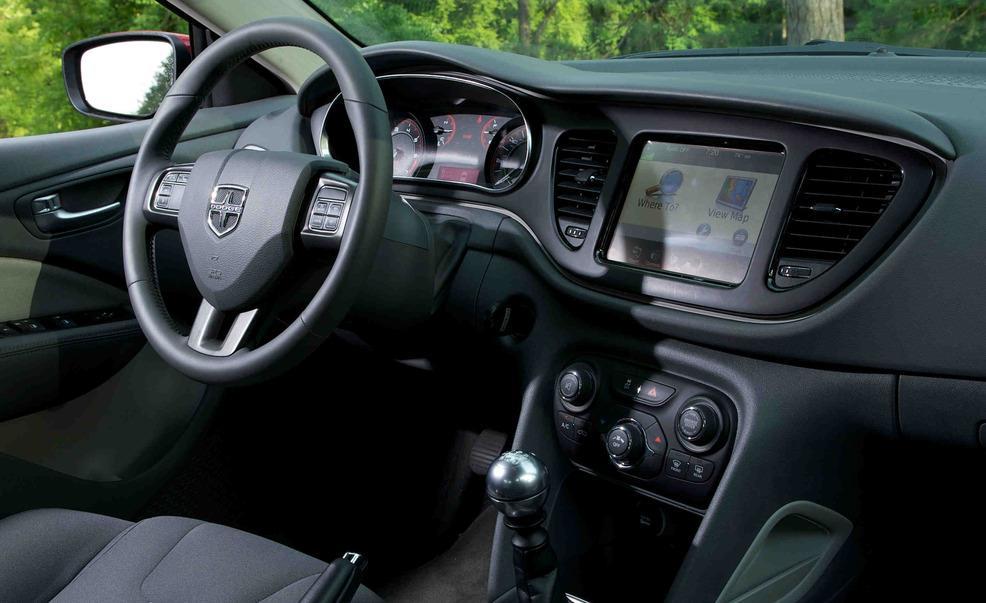 name 2013 dodge dart rallye interior photo 468634 - 2014 Dodge Dart Blacktop