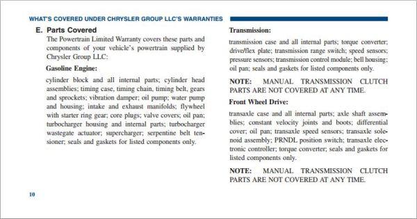 Name:  2013 Dodge Warranty Information Page 10.JPG Views: 962 Size:  45.1 KB