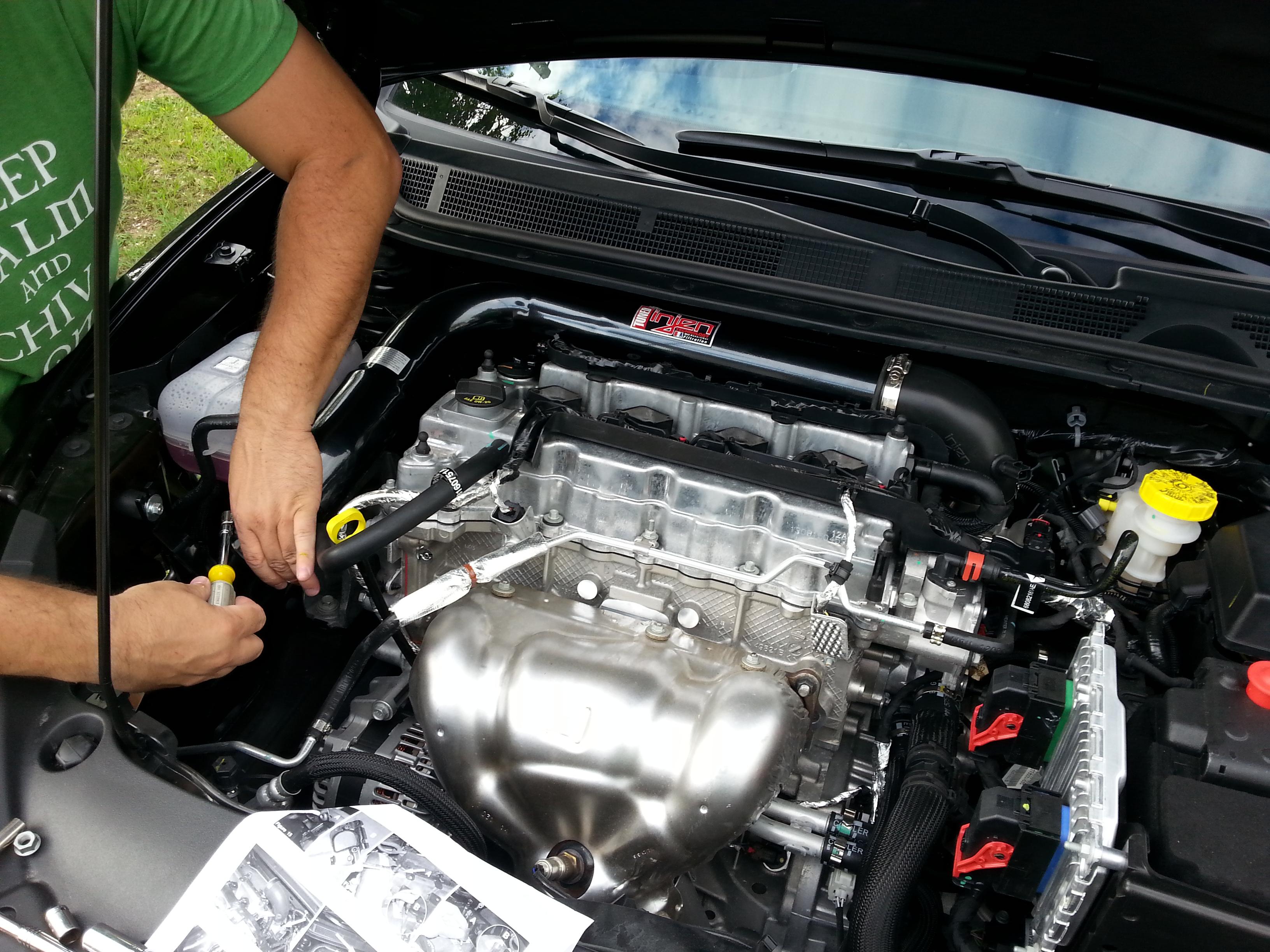 Dodge 24 Engine