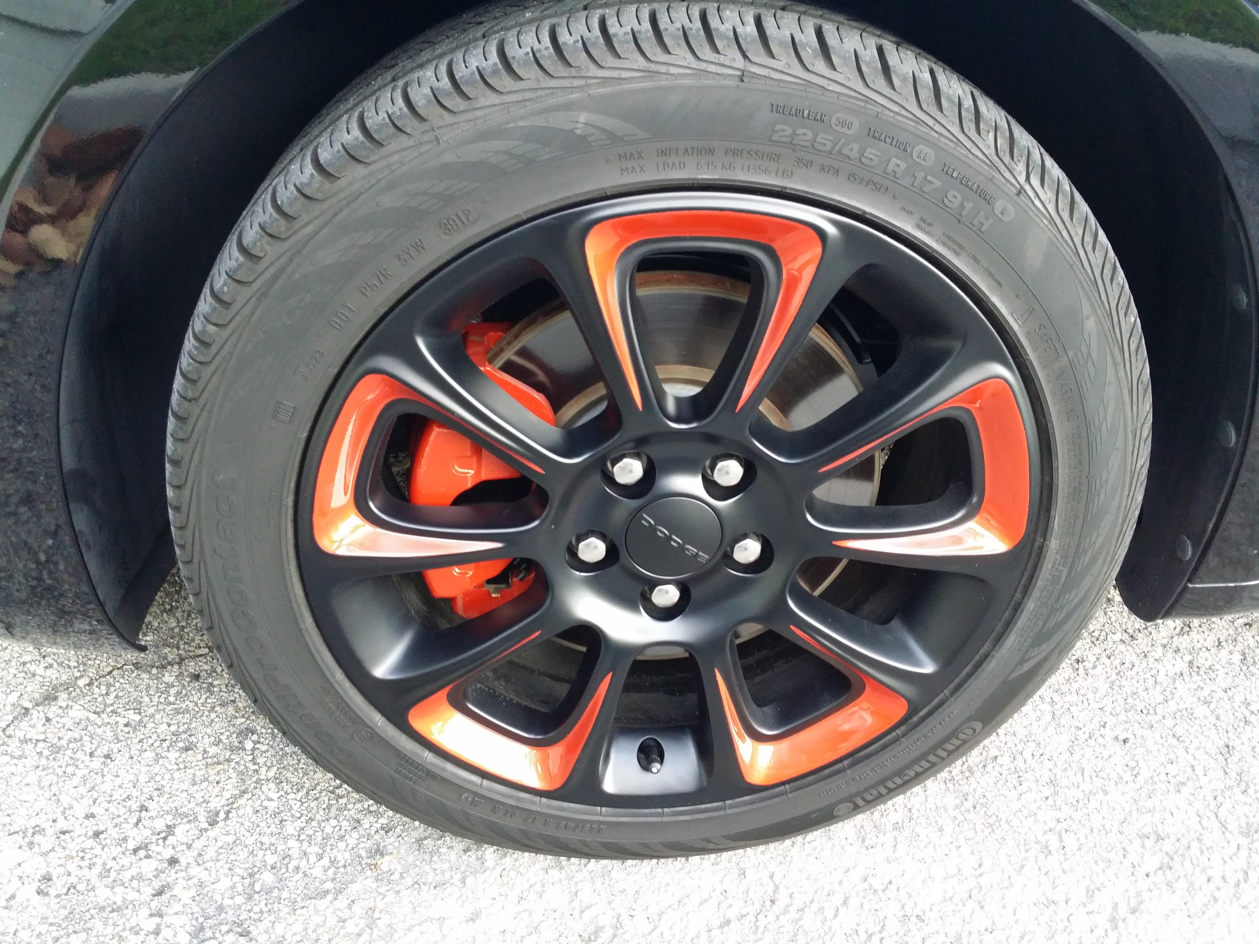 shipping handle dodge stickers decals of wheels rims door mirror charger black challenger