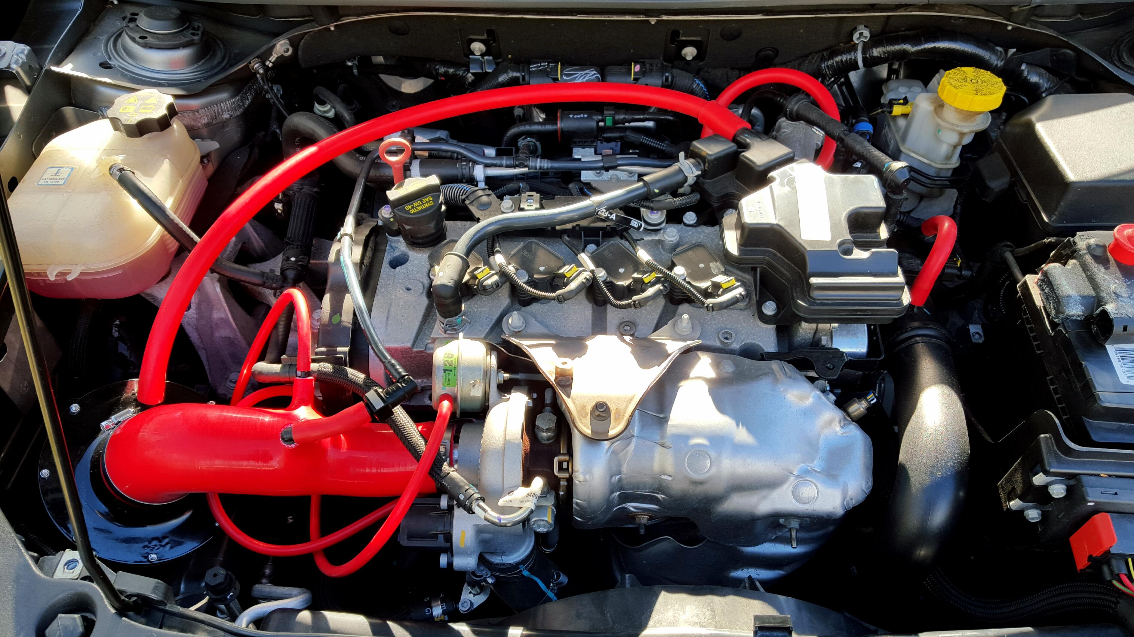 D Engine Mods Post Pics Engine Bay