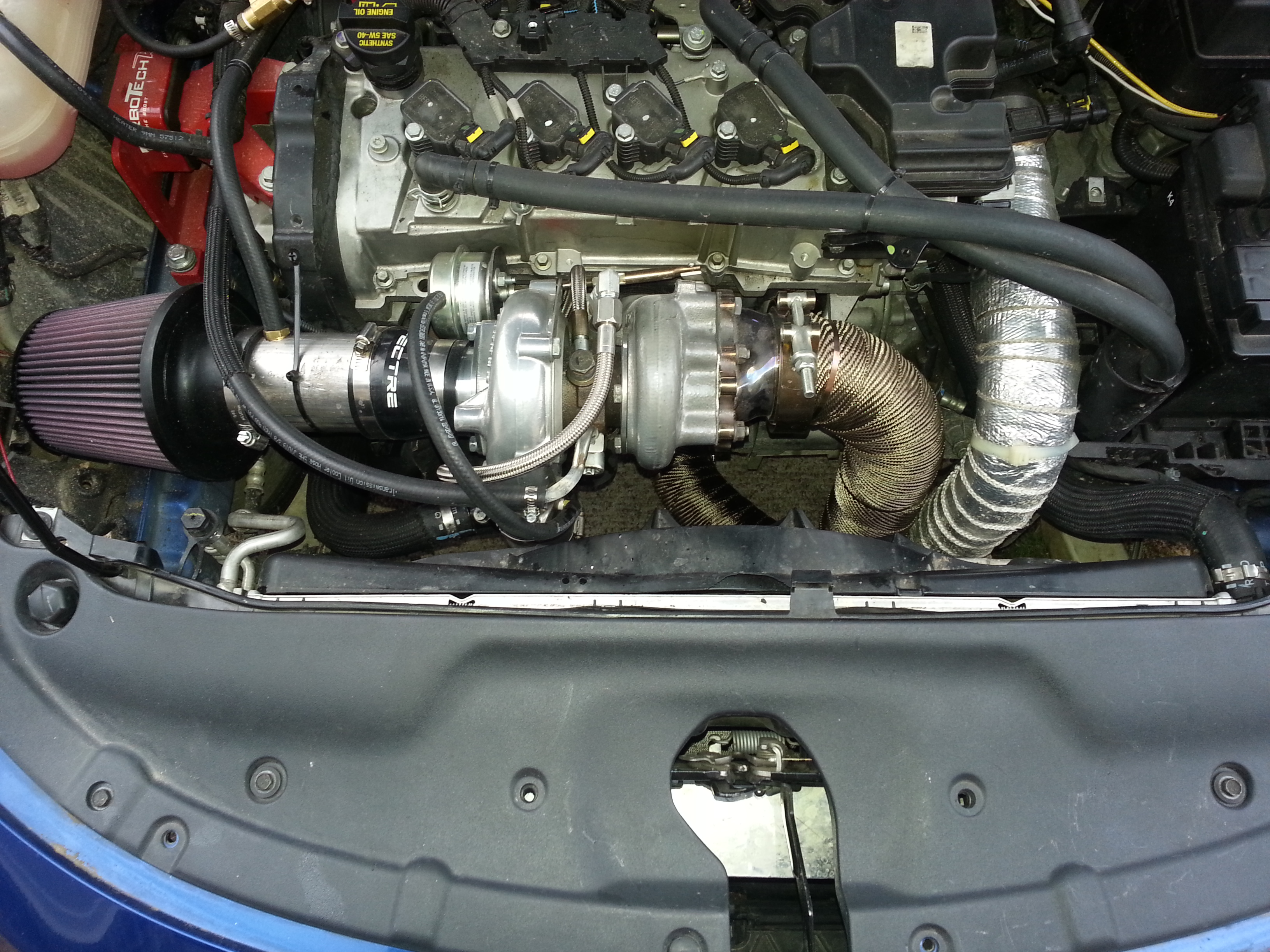 Dodge Dart Turbo >> Am I The First One T28 Turbo Swap