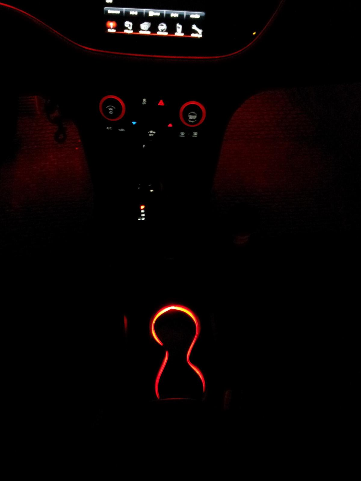 How The Red Bezel Lights Work Page 7 Dodge Dart Forum
