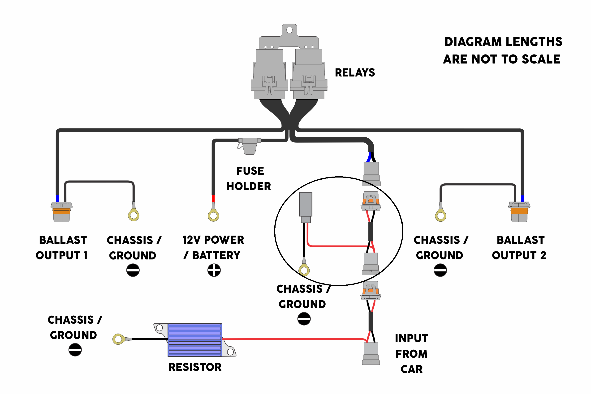 Bikemaster H4 Hid Kit Wiring Diagram Electrical Diagrams 2003 Maxima Free Download Dodge Xenon