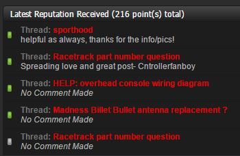 Name:  57ChryslerDart Reputation Received & Points.JPG Views: 289 Size:  24.9 KB