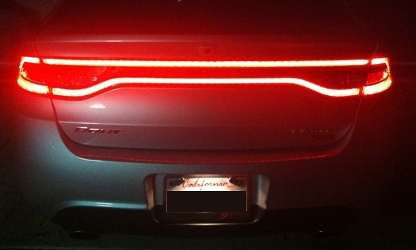 LED 'Racetrack' Taillamp Panel Now Available Thru MOPAR !!! - Page 4