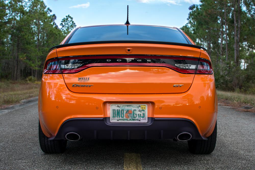 Dodge Dart Tire Size >> Sold For Sale: 2014 Dodge Dart GT Header Orange with only 11k miles and loaded!