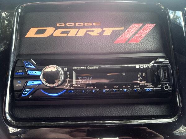 Dodge Dart Turbo >> To those of you with Audio Upgrades (Speakers and Sub)