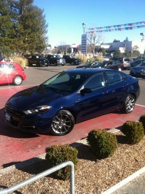 2013 Dodge Dart Tire Size >> March 2014 Ride of the Month Contest -- Submit your Dodge ...