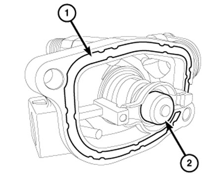 2013 Dart 1 4l Turbo Thermostat Replacement