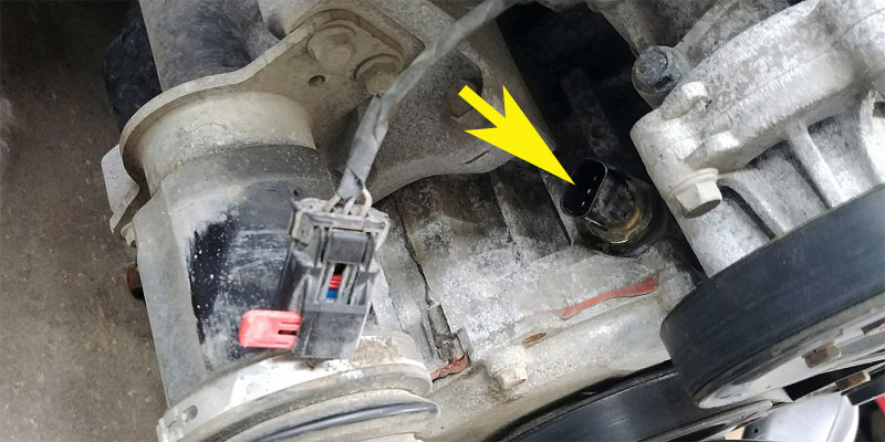 2017 Dodge Dart >> SXT 2.0L Oil Pressure Sensor Switch Replacement | Stuck!