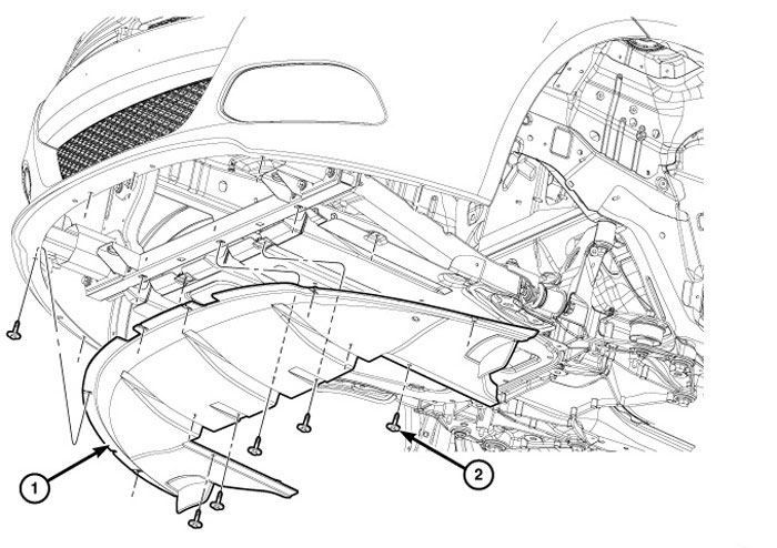 Dodge Dart Turbo >> Underbody Shield - Page 2