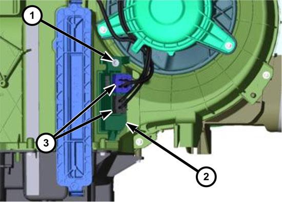 Blower Motor Resistor Switchrhdodgedartorg: Dodge Blower Motor Resistor Location At Gmaili.net