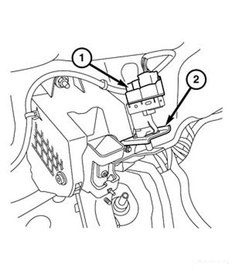 Brake Switch Adjustment