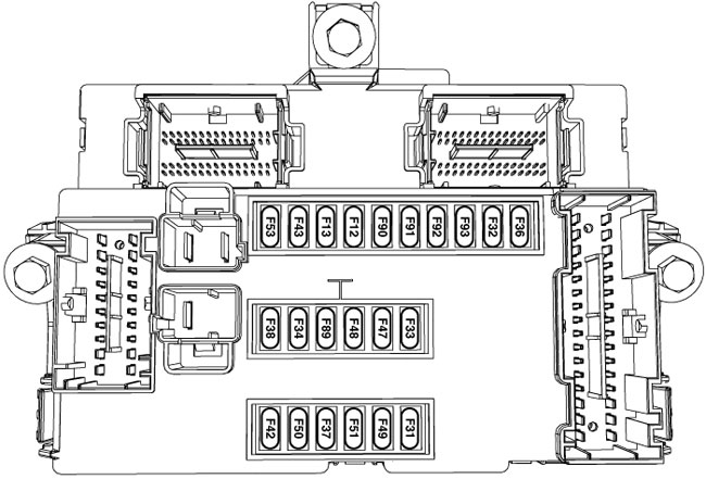 2014 dodge dart fuse box diagram   32 wiring diagram