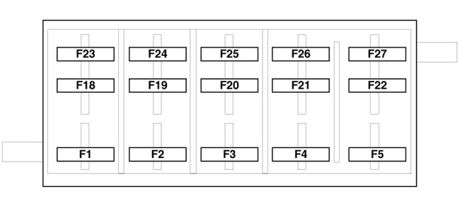2013 dodge dart fuse diagram wiring diagrams  2013 dodge dart fuse box diagram #4
