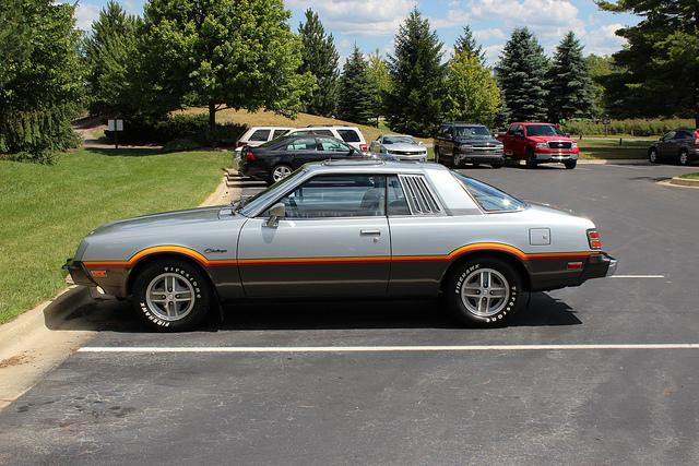 Dodge challenger 1980
