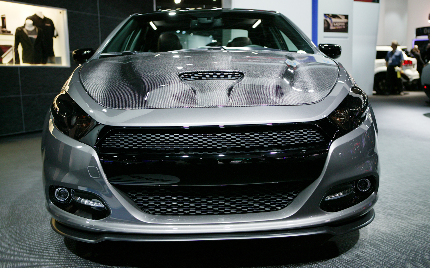 A few photos name dodge dart blacktop front grille jpg views 6069
