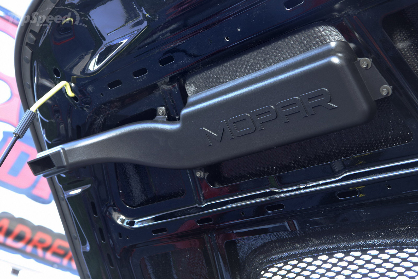 Gts Tribute Hood And Mopar Ram Air Intake Compatibility