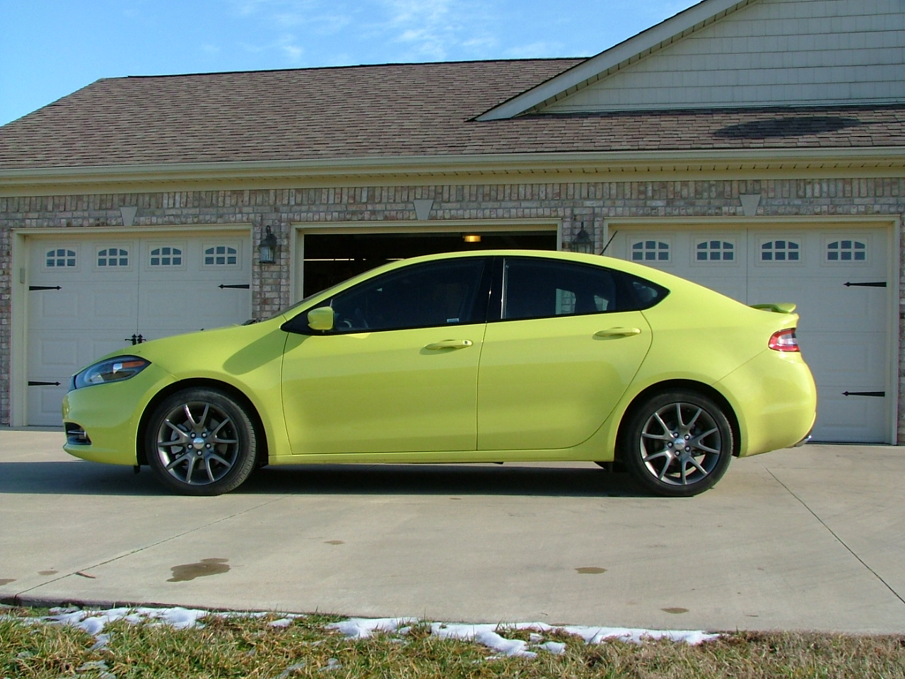 Dodge Dart Colors >> Dodge Dart Color Options Gallery