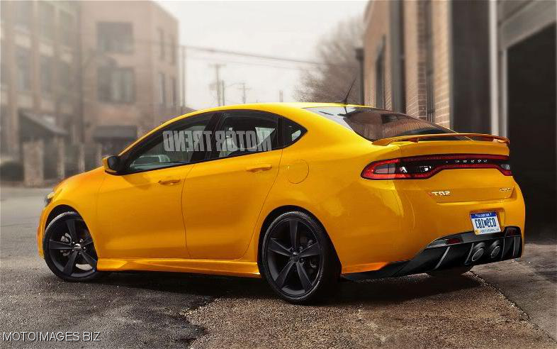 2016 Dodge Dart Srt Awd Turbo Is On The Way Page 18