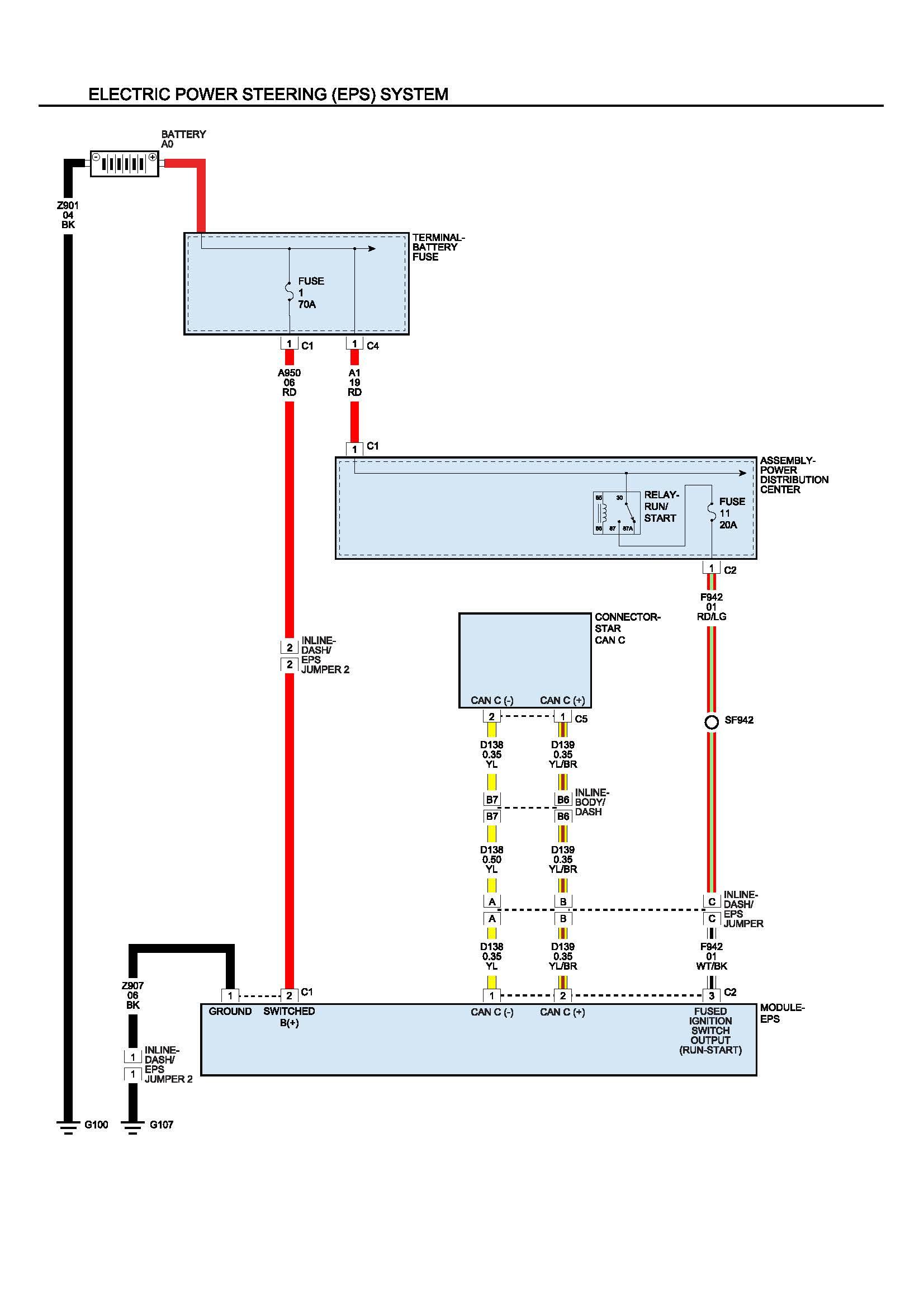 Name Electric Steering Eps System Jpg Views