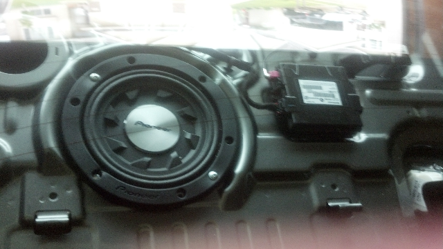 8in Free Air Subwoofer Amp Ordered Page 9