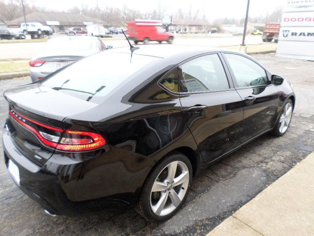 New 2015 Dodge Dart Gt Black