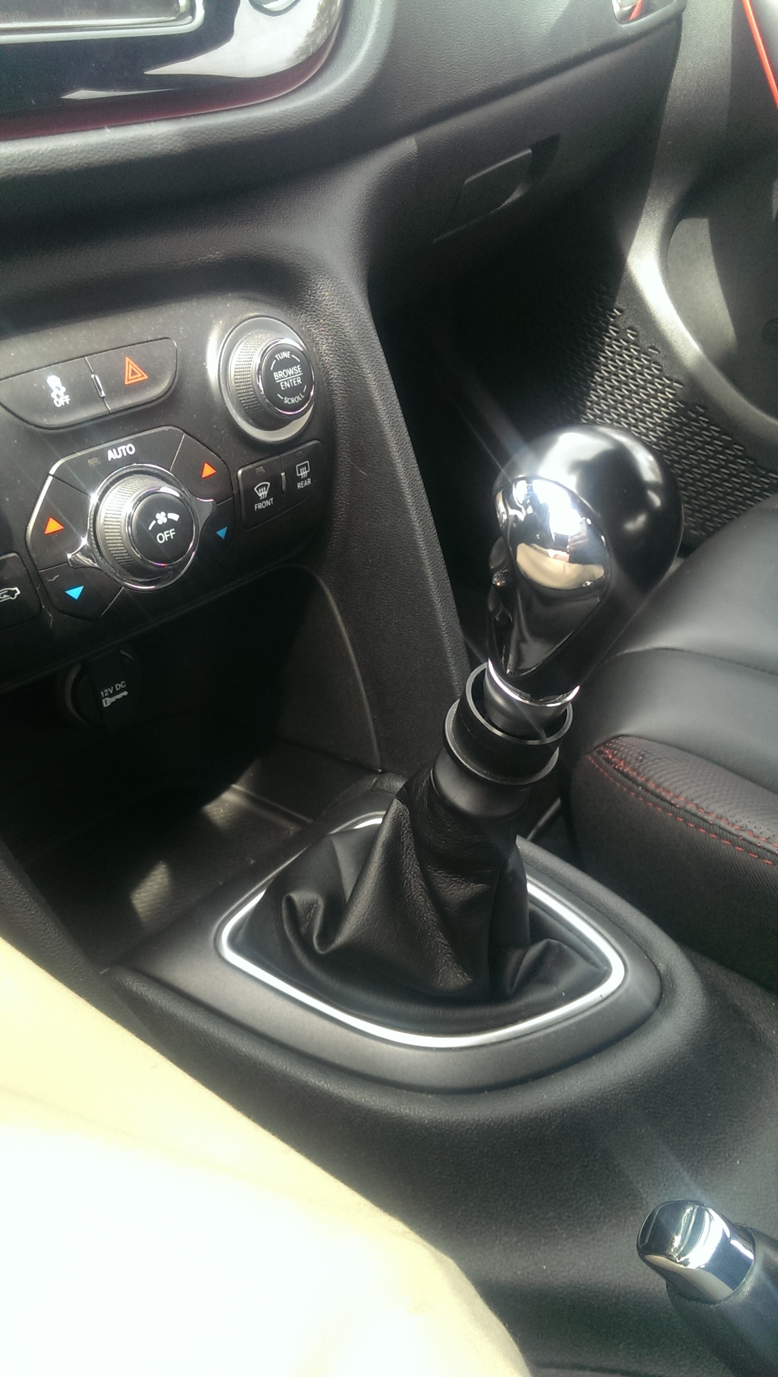 Shifter Knobs