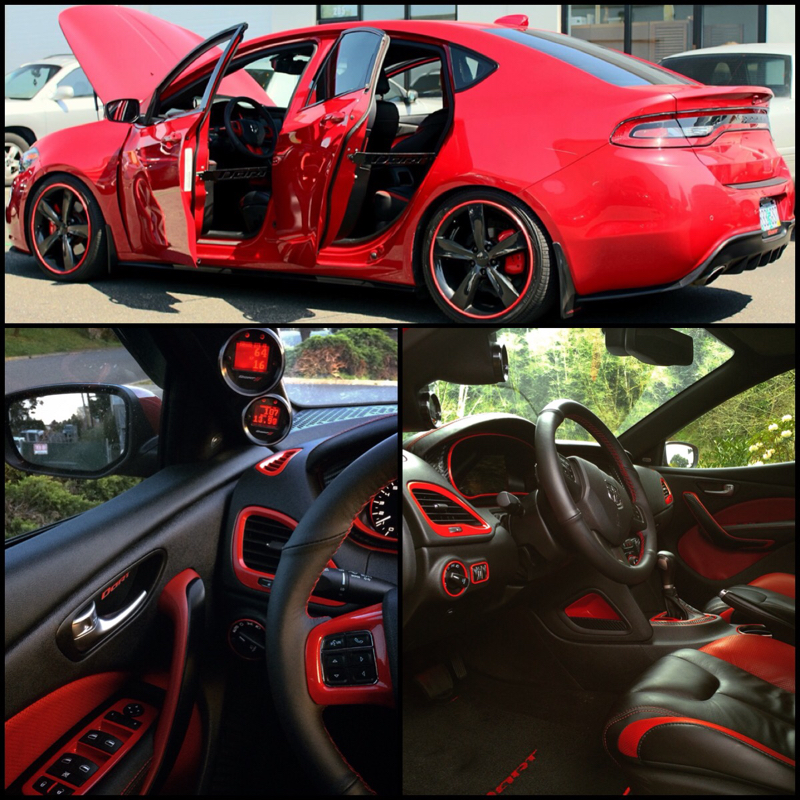 May 2015 Ride Of The Month Contest -- Submit Your Dodge