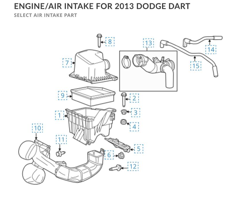 Name image-1761222931.jpg Views 476 Size 178.4 KB  sc 1 st  Dodge Dart Forum & Aftermarket Intake Hose for Stock Air Box Aboutintivar.Com