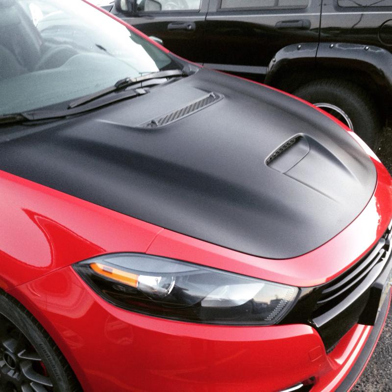 2016 Dodge Dart Sport Appearance Hood