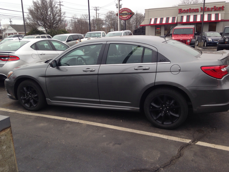 Anybody Considering Trading For A 2015 Chrysler 200 Page 3