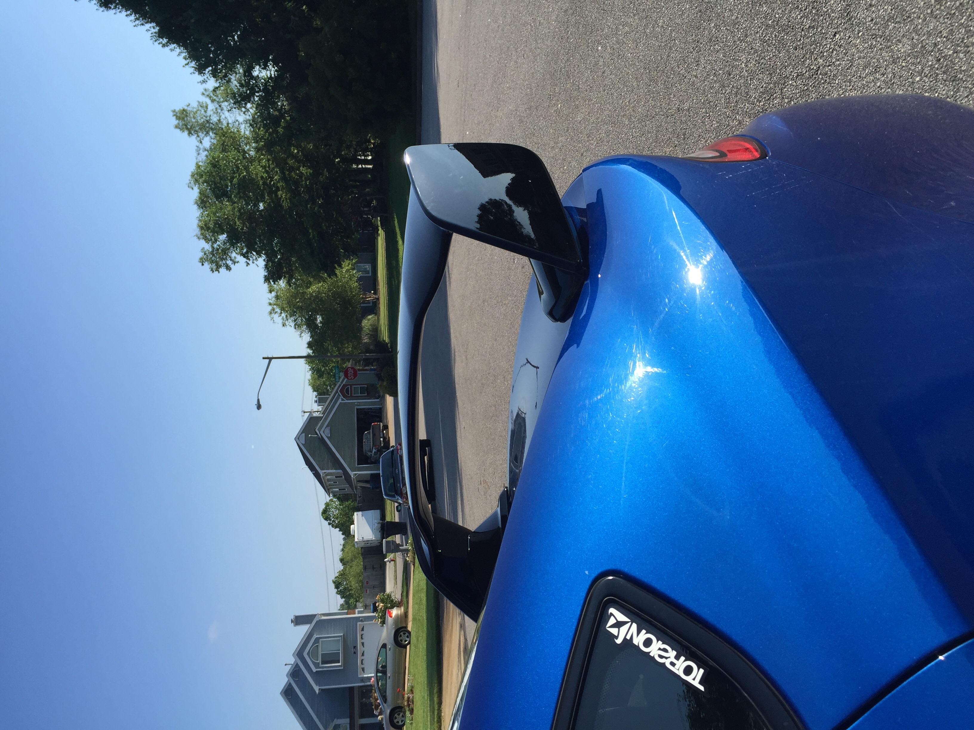 Dodge Dart Turbo >> Sti spoiler? - Page 2