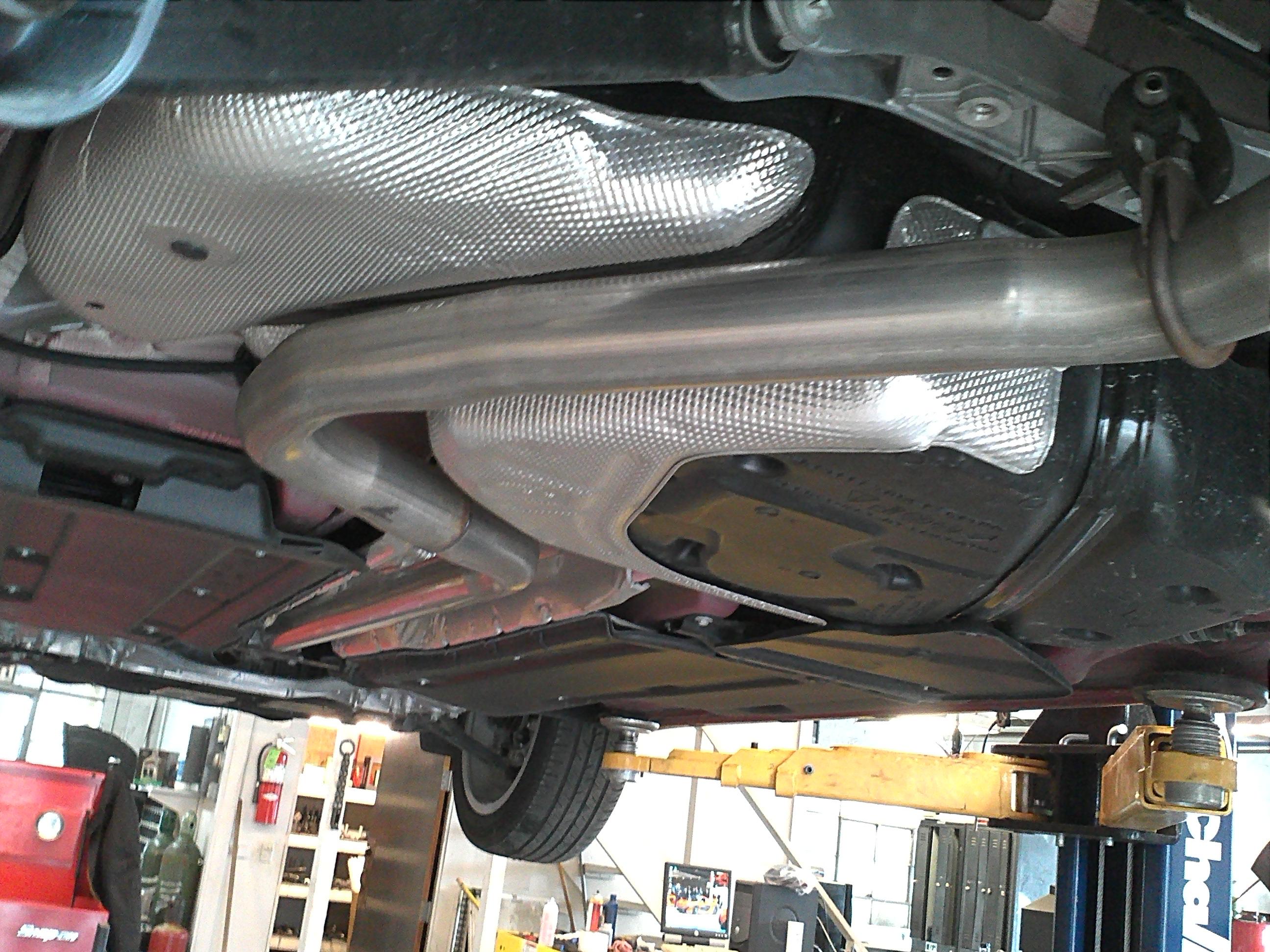 2013 Dodge Dart Tire Size >> Muffler Delete? - Page 3