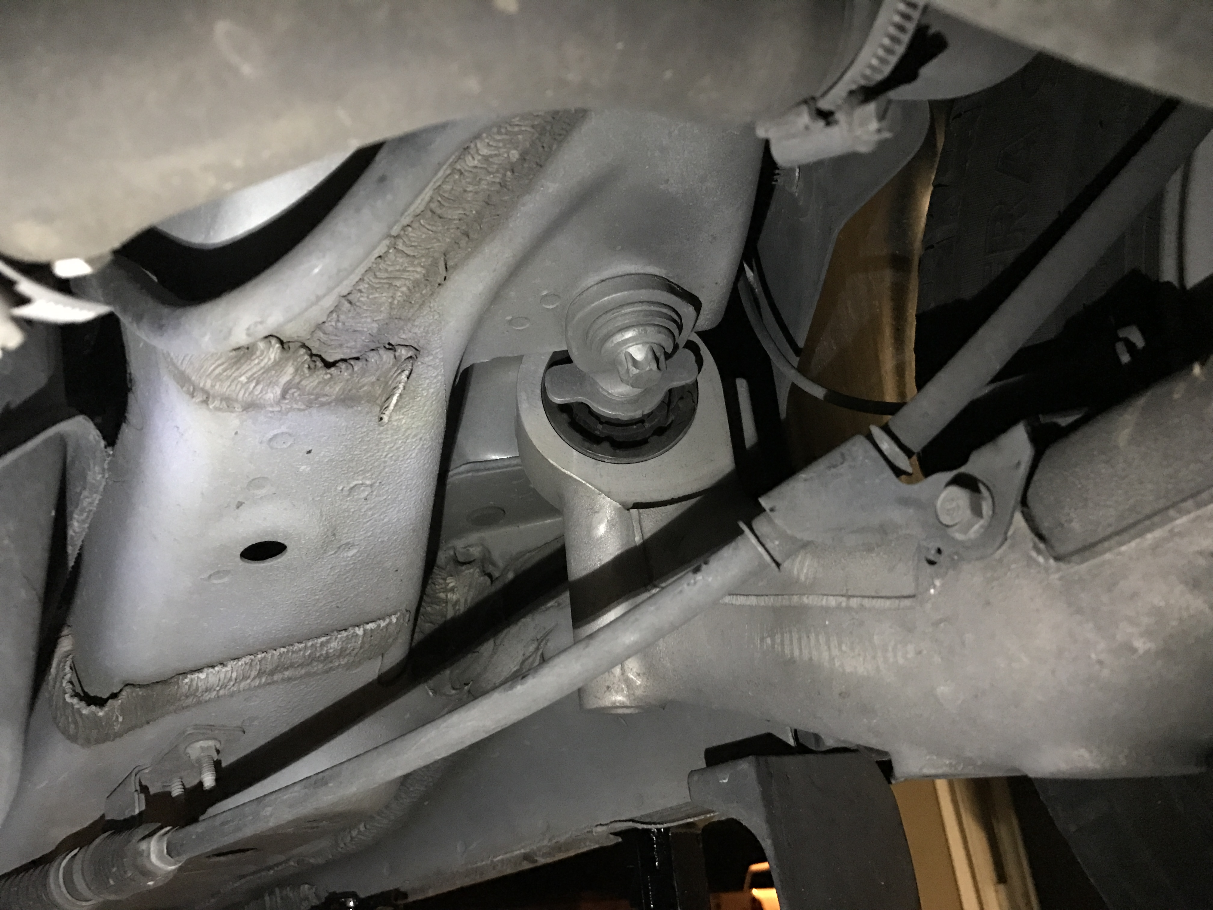 Front Lower Control Arms