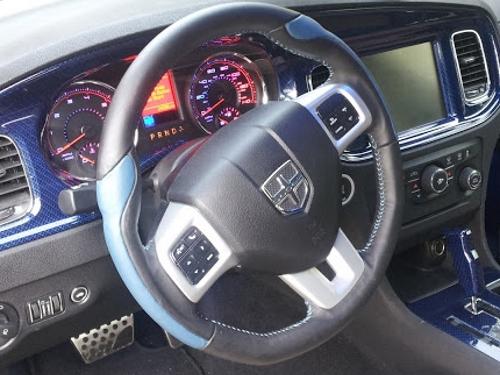 Steering Wheel Swap