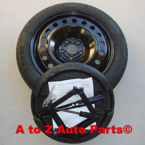 Dodge Dealership Houston >> Spare tire for the dart