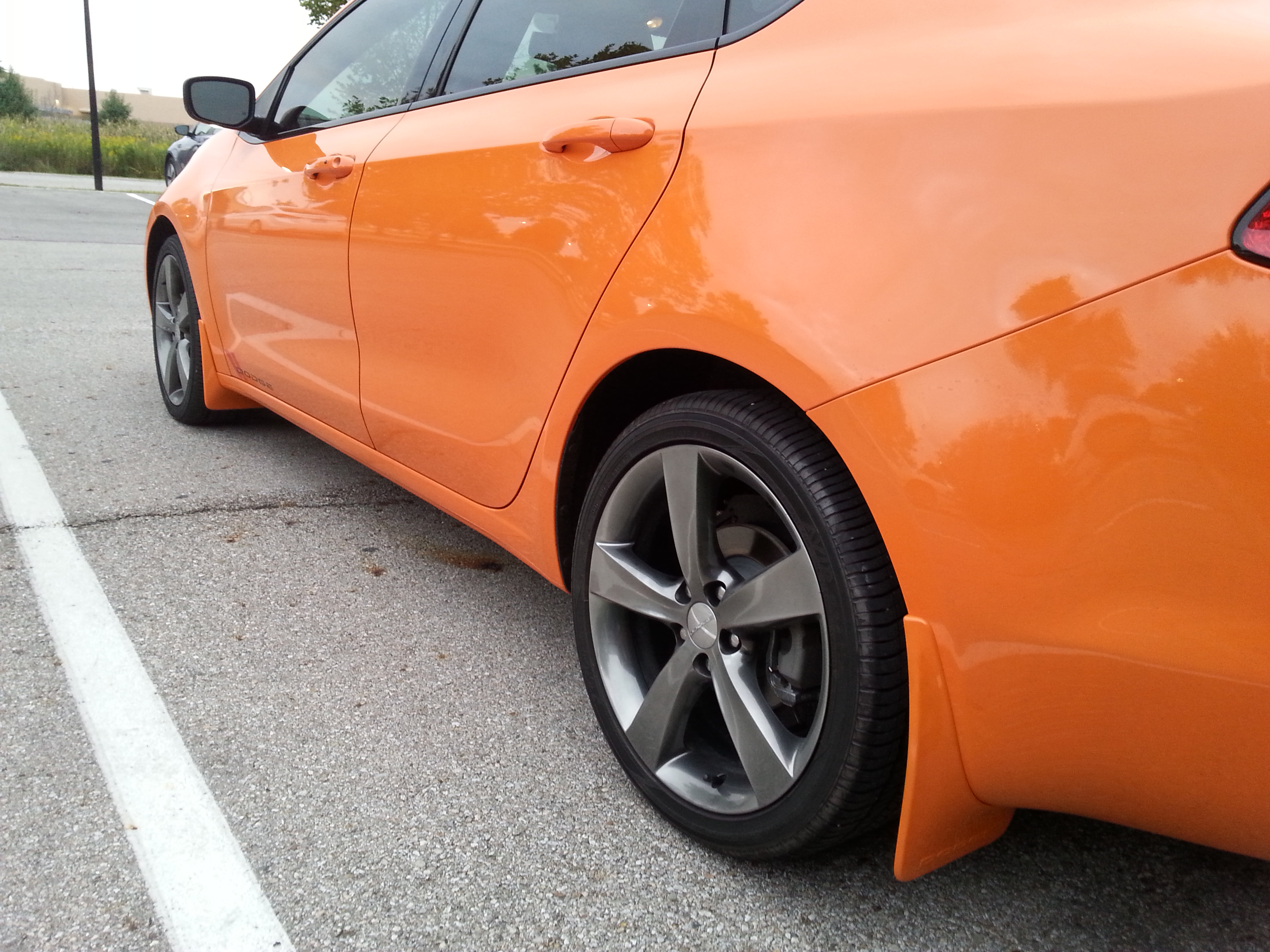 2013 Dodge Dart Tire Size >> show off splash guards pics