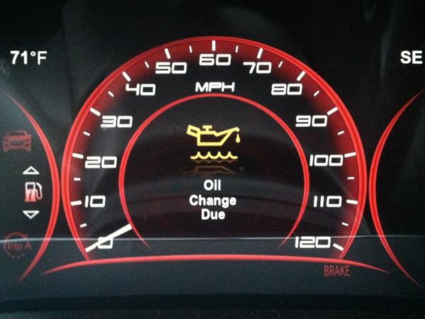 Dodge Dart Aero >> Need oil change already? - Page 2