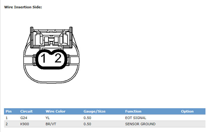 D Does L Turbo Motor Have Actual Oil Temp Oil Pressure Sensor Oiltempsensor B on 98 Dodge Dakota 4x4